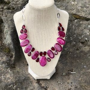 NEW! Ruby Necklace
